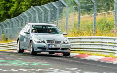 BMW 330i Ringtool – 2.díl