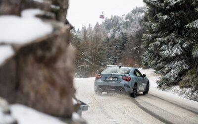 Jak jezdit na sněhu?